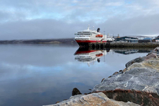 MS Nordkapp in Kirkenes